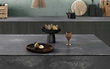 Caesarstone la superficie perfecta para tu cocina for Superficie cocina