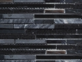 MOSAVIT - Lluvia Negra 30x30cm