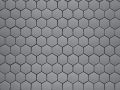 MOSAVIT - Stone Hexagonal Mate 30x30cm